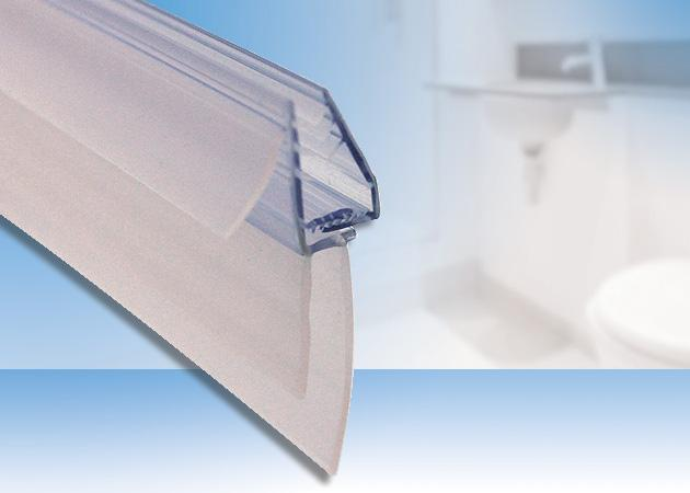 Uniblade Shower Seal - 900mm Long image 1
