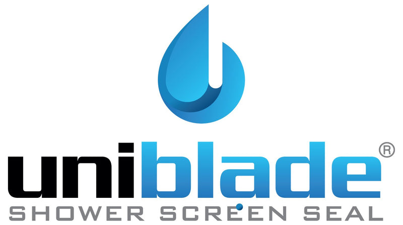 Uniblade Shower Seal - 900mm Long image 2