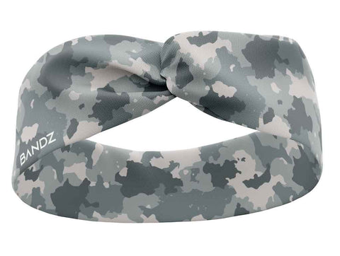 Camo Paint Gray Twisted