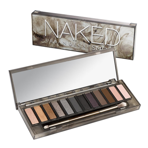 Палетка теней Naked Smoky