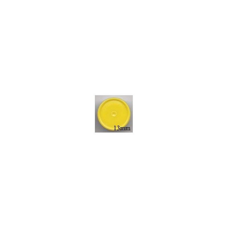 13mm-plain-flip-caps-yellow-pk-100.jpg