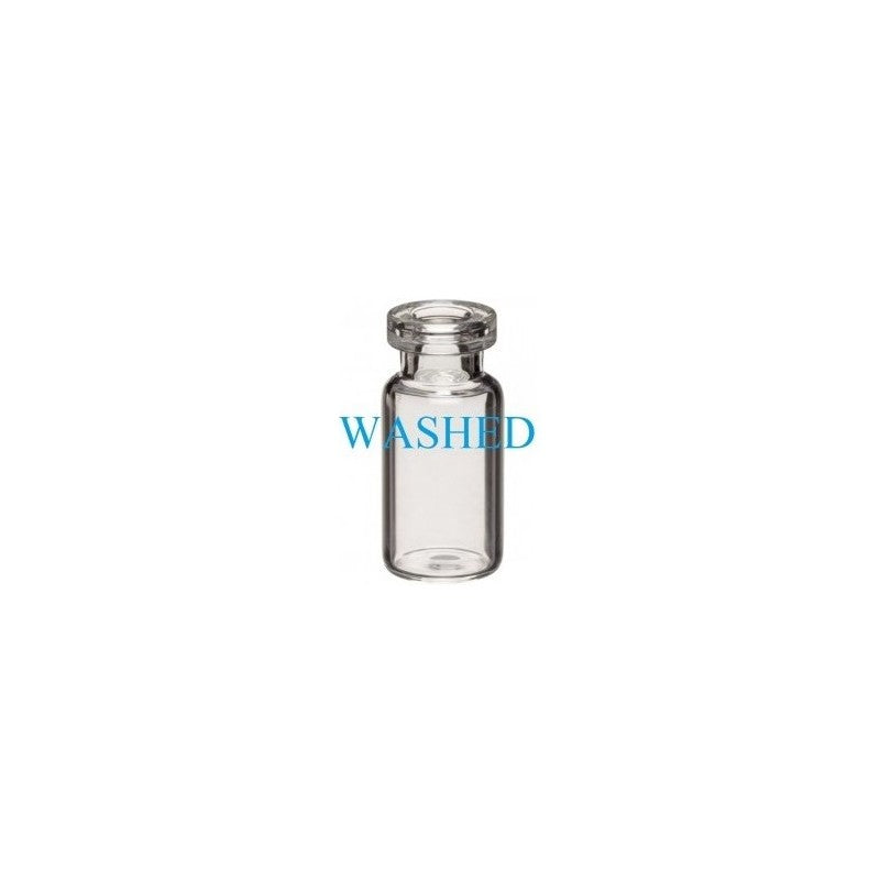 10ml Clear Serum Vials (Pre-washed)