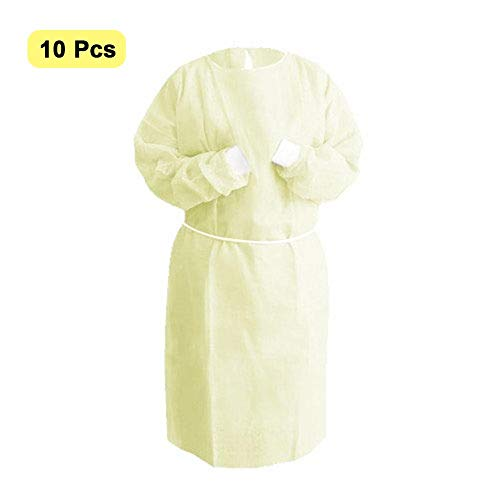 Level II Isolation Gown (10 Pack)