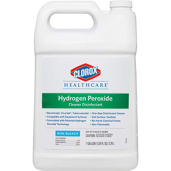 Clorox Healthcare Hydrogen Peroxide Cleaner Disinfectant Refill (128 oz)