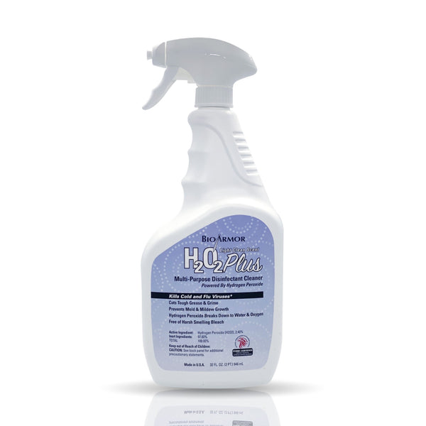 BioArmor H2O2 Plus Multi-Purpose Hydrogen Peroxide Cleaner