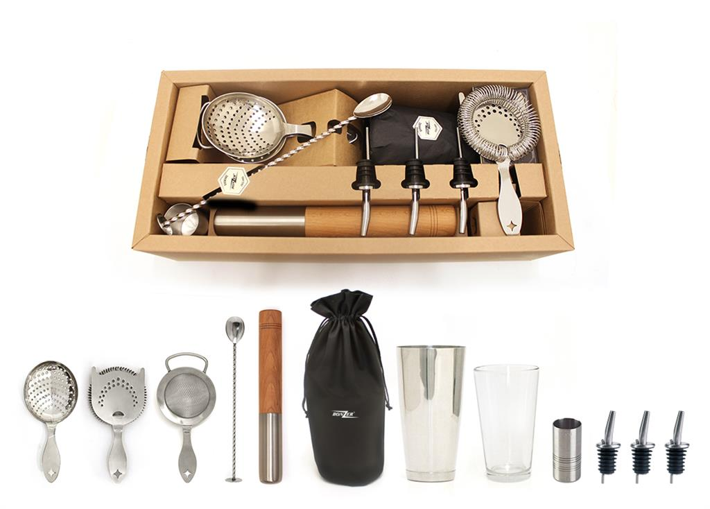 Bonzer Heritage Cocktail Kit