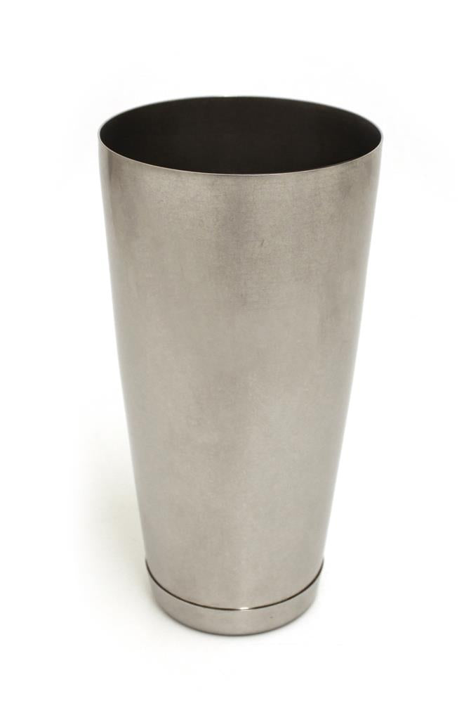 Bonzer Boston Shaker Distressed Steel