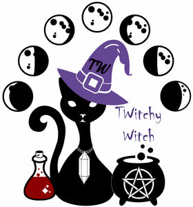 Twitchy Witch