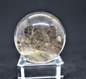 Rutilated - Golden Hair Quartz