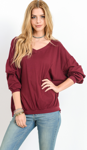 Load image into Gallery viewer, Bernadette Long Sleeve