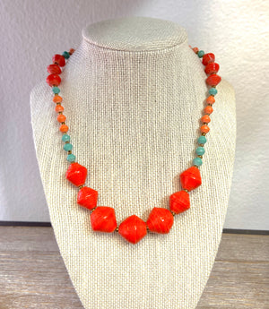 Voyager Beaded Necklace