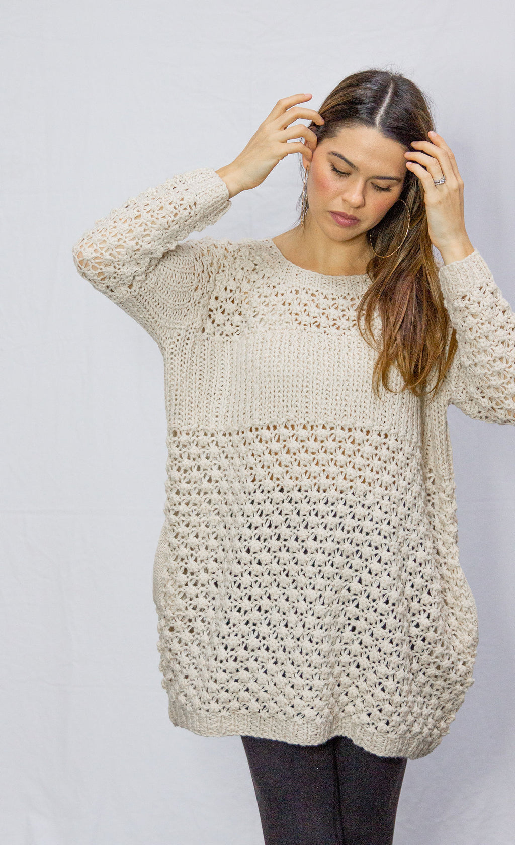 Devyn Knit Sweater Dress