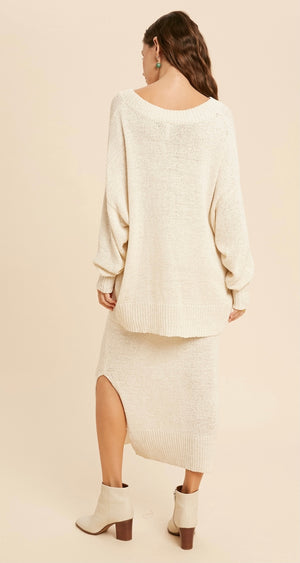 Nikita Cream Sweater