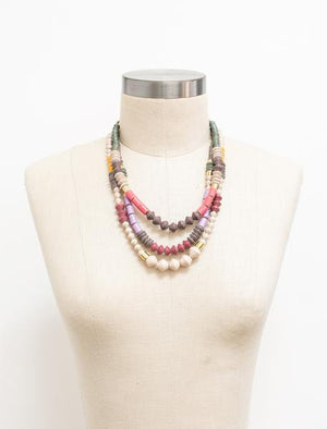 Sedona Strands Necklace