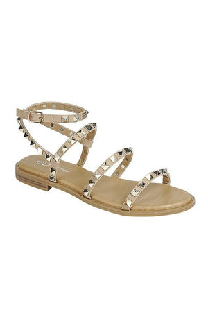 Shelly Studded Sandals