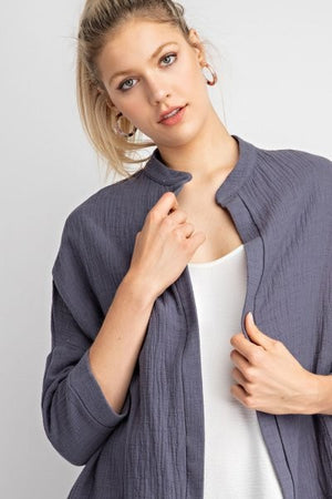 Load image into Gallery viewer, Taryn Navy Cardigan