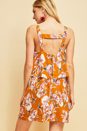 Load image into Gallery viewer, Sidney Floral Dress