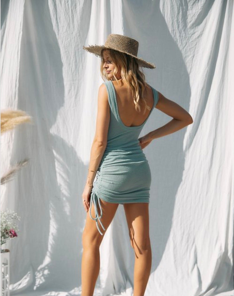Load image into Gallery viewer, Minty Dress