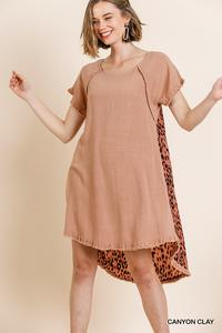 Velma T-shirt Dress