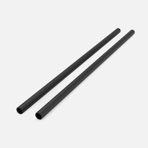 19mm x 600mm Carbon Lens Rod