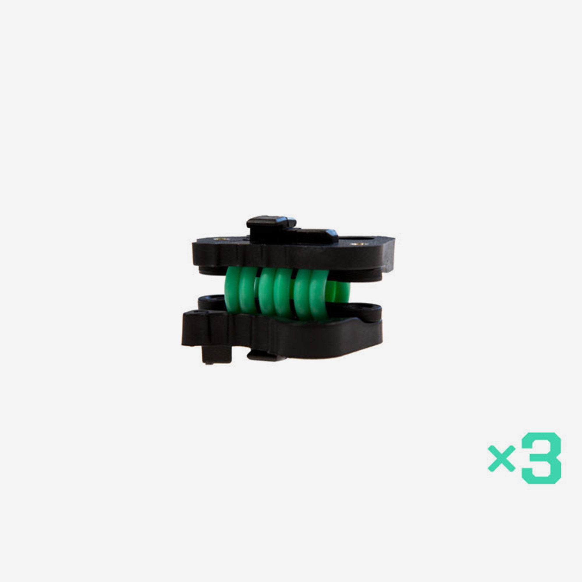 ALTA Vibration Isolator Cartridges - Teal