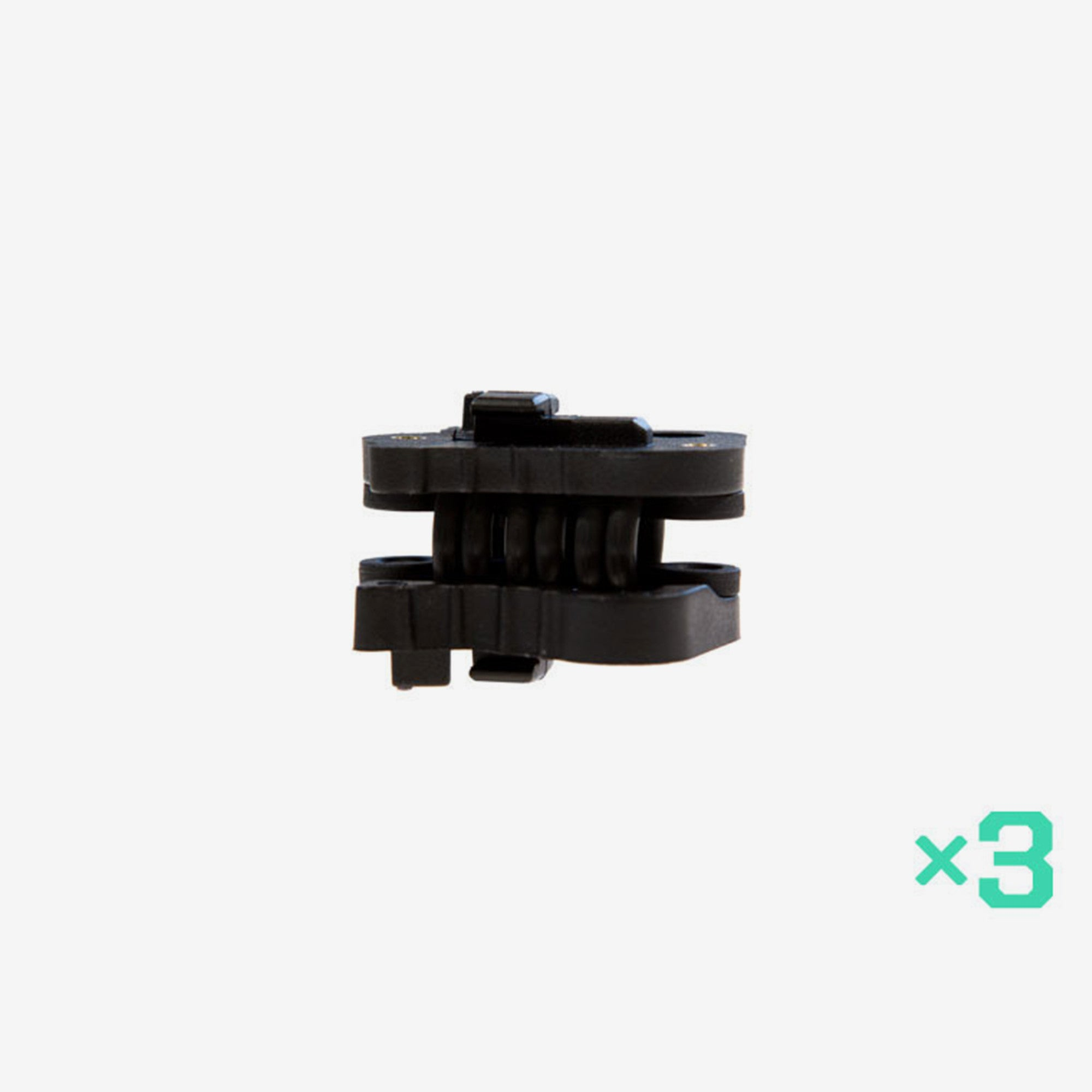 ALTA Vibration Isolator Cartridges - Black