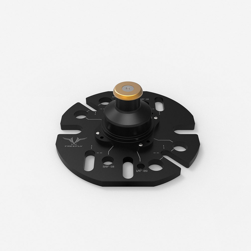 MōVI 'Ninja Star' Adapter Plate