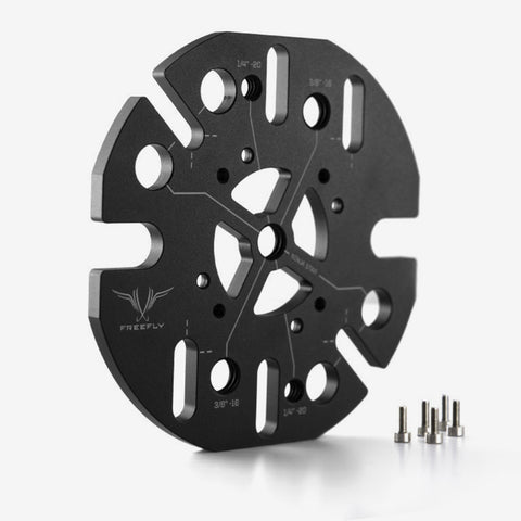 Mōvi Ninja Star Adapter Plate
