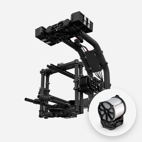 MōVI XL Optical Gyro Edition
