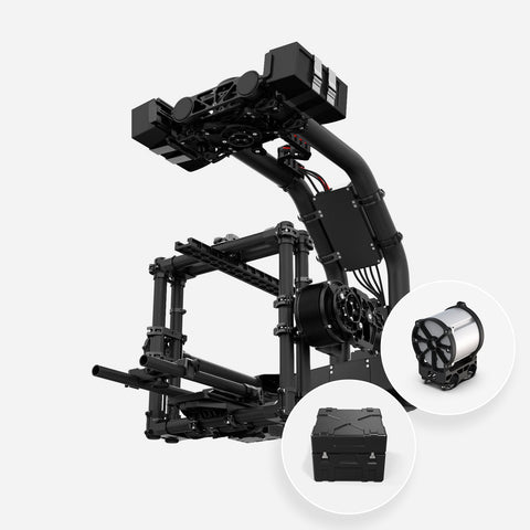 MōVI XL Optical Gyro Edition with Case