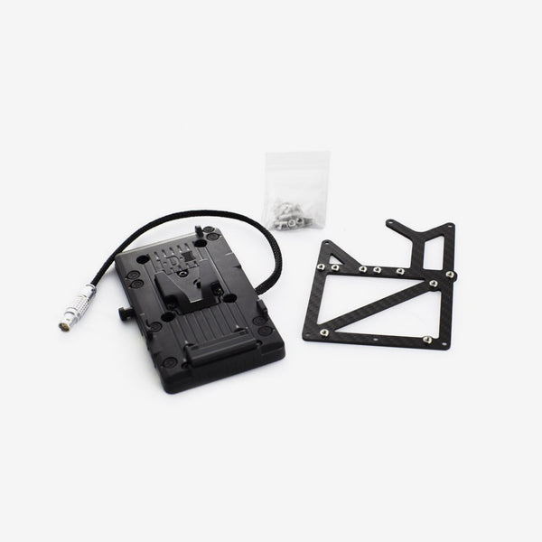 Carbon V-lock Adapter Kit for RED EPIC