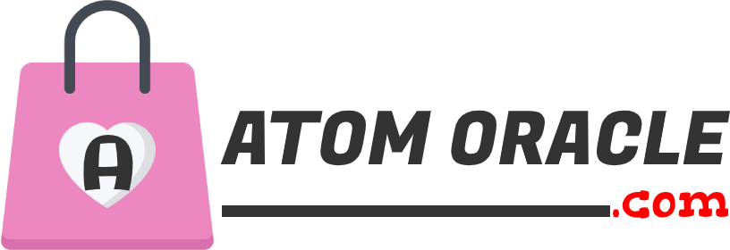 Atom Oracle Online Shopping