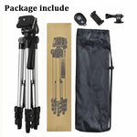 Tripod Stand 40inch Universal Photography for Phone Gopro