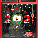 Christmas Decoration Stickers New Fashion Decoration Ornaments