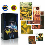 Splendor Board Game English Version Financing Family Playing Card Game