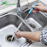 Flexible Cleaning Brush 1PC Sink Overflow Drain Cleaning Kitchen Accessories - Atom Oracle