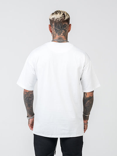 Essential Tee [White] - Physique Brothers
