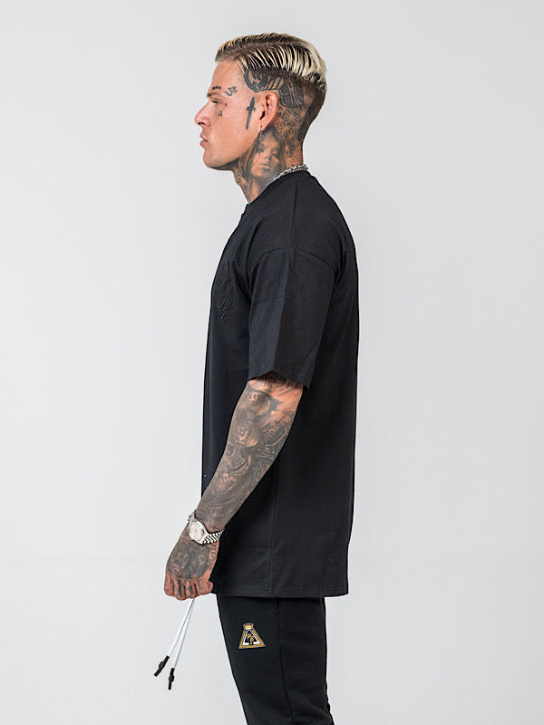 Essential Tee [Black] - Physique Brothers