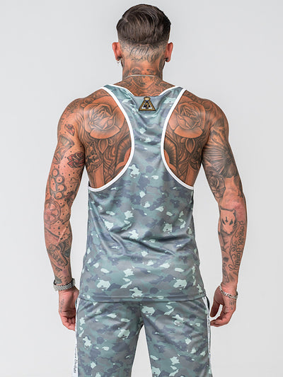 CAMO Training Vest - Physique Brothers