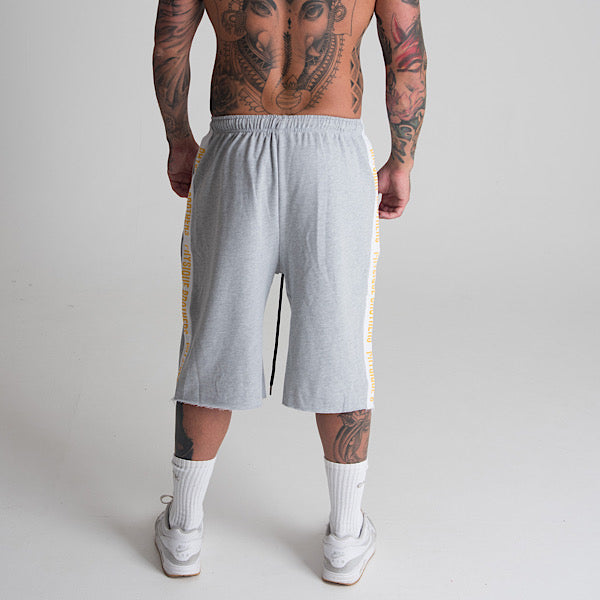 Suburban Shorts Grey - Physique Brothers