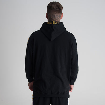 Suburban Hoodie Black - Physique Brothers