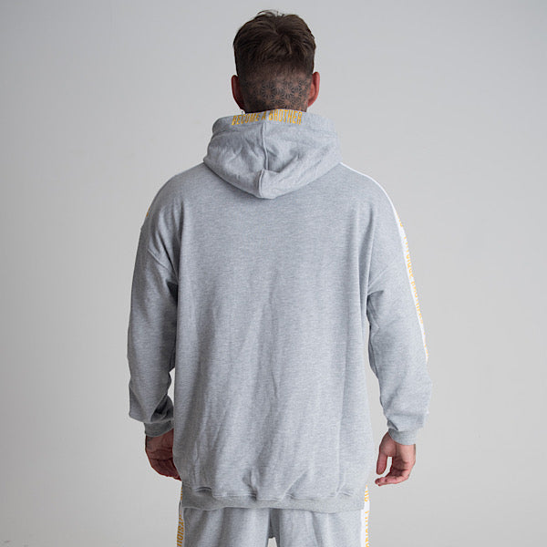 Suburban Hoodie Grey - Physique Brothers