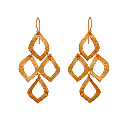 Ana Earring in Gold