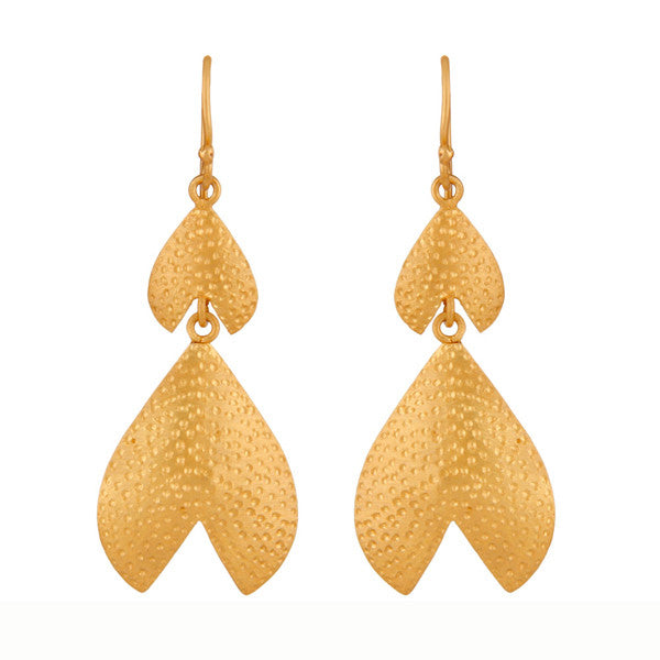 Finn Earring in Gold