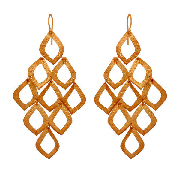 Anastasia Earring in Gold