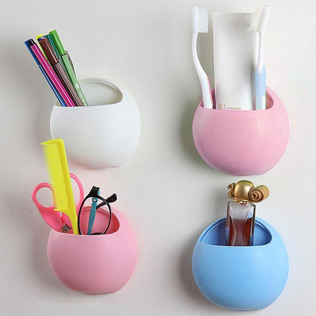 Sucker Suction Cups Organizer
