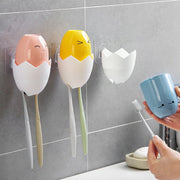 Creative Toothbrush Holder