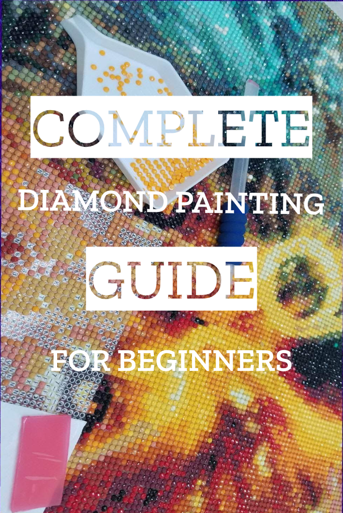 complete diamond painting guide for beginners