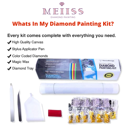 meiiss diamond painting