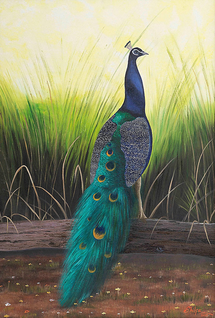 Beautiful Pheasant Diamond Painting Kit - Paint By Diamonds